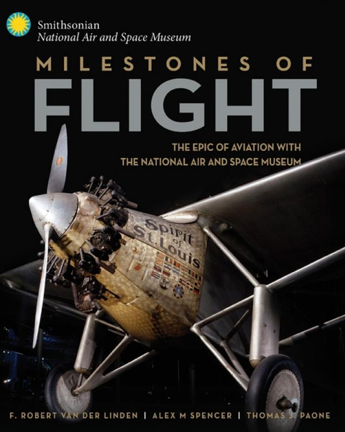 Milestones of Flight Book Cover