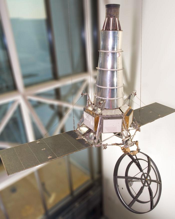 Ranger 7 Lunar Probe replica