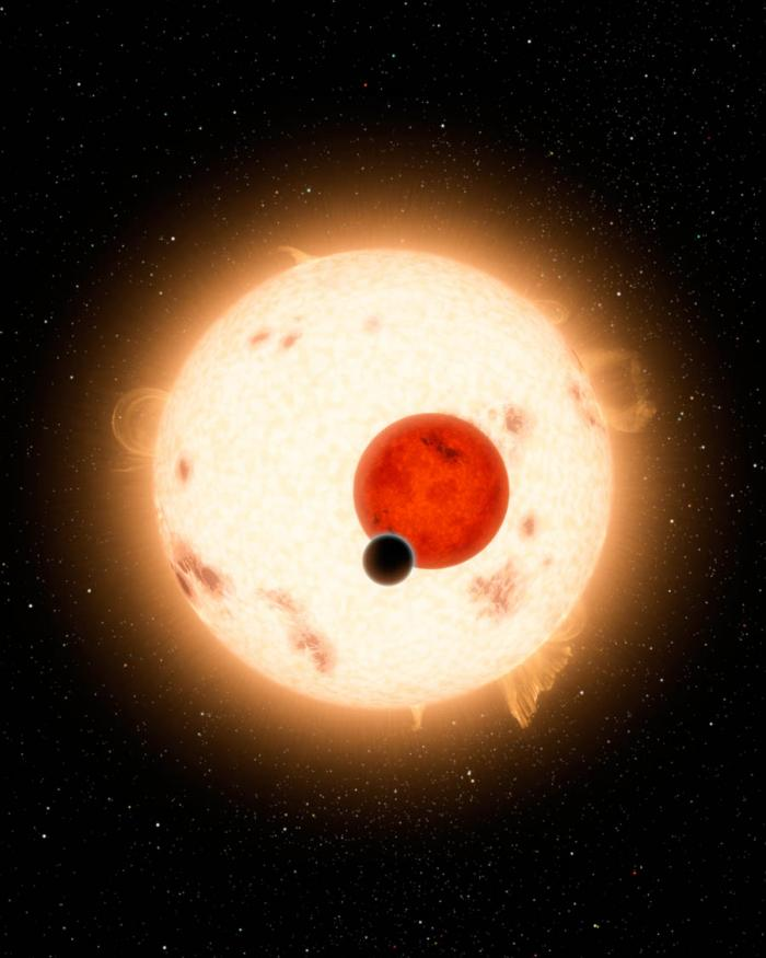 Kepler-16b: Where the Sun Sets Twice