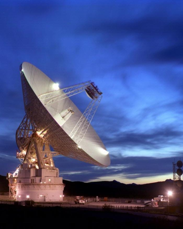 Mars Antenna: The Big Antenna