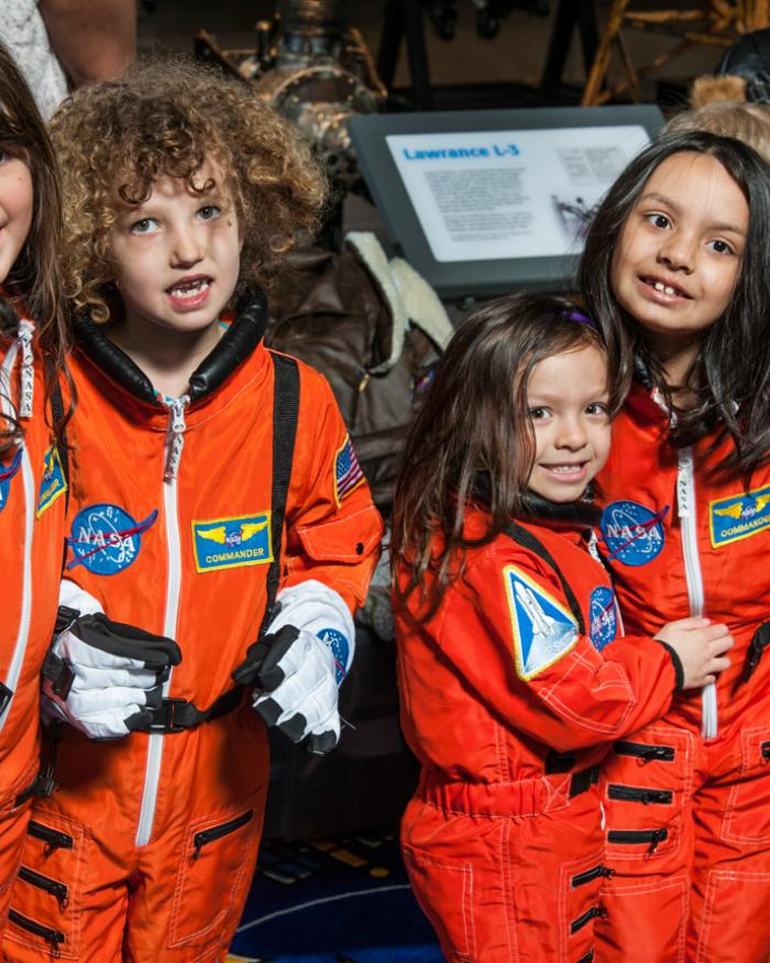 Women in Aviation and Space Family Day
