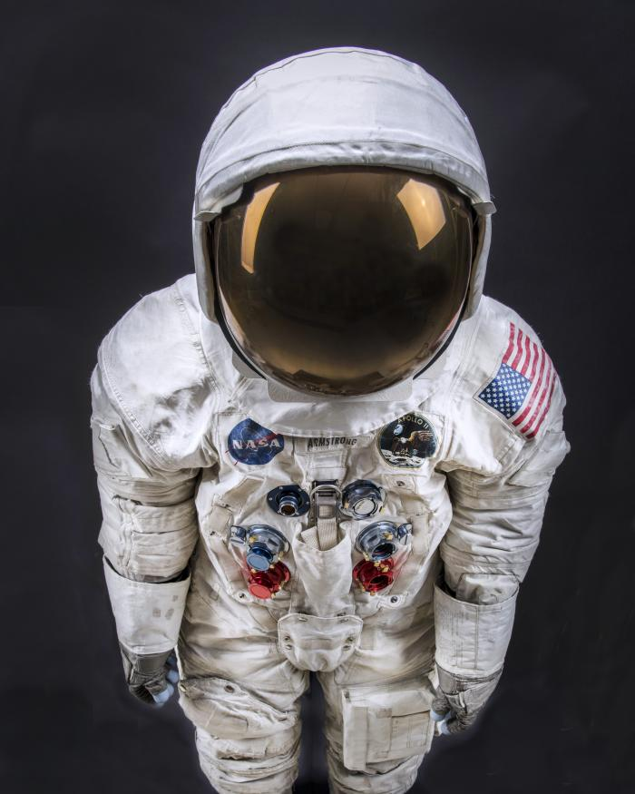 Neil Armstrong's Spacesuit