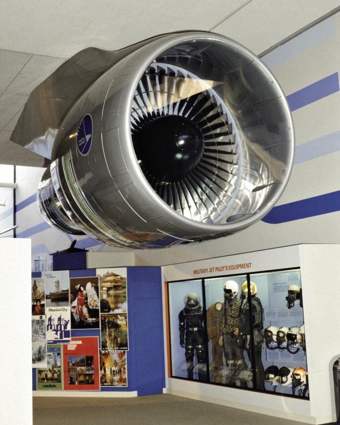 Pratt & Whitney JT9D in Jet Aviation