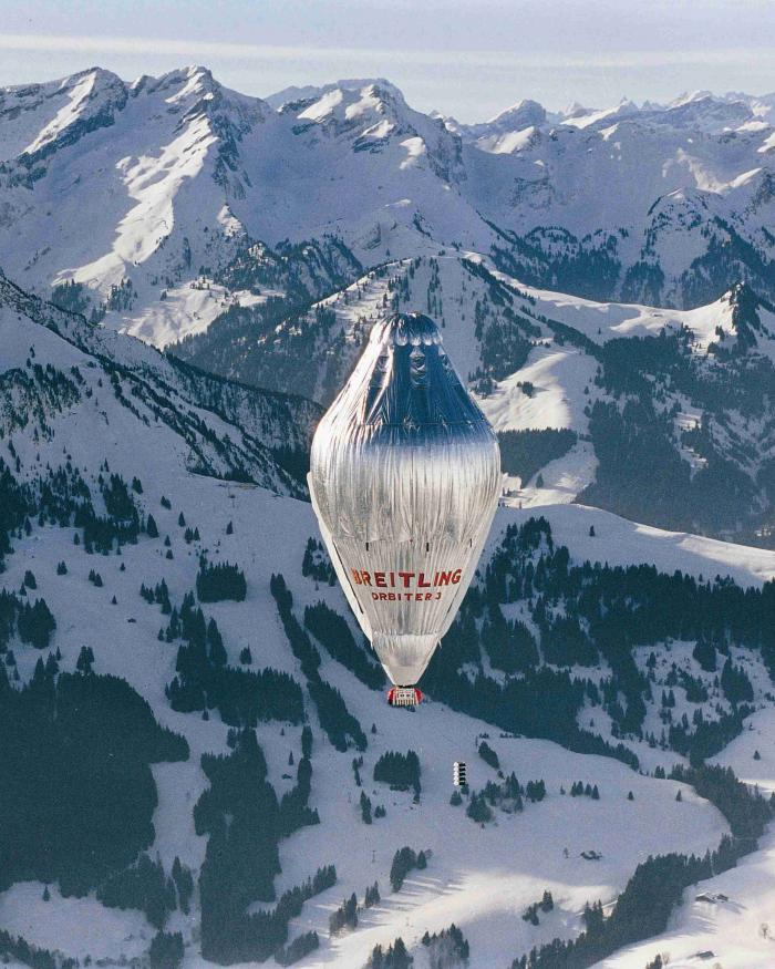 Breitling Orbiter 3 Balloon