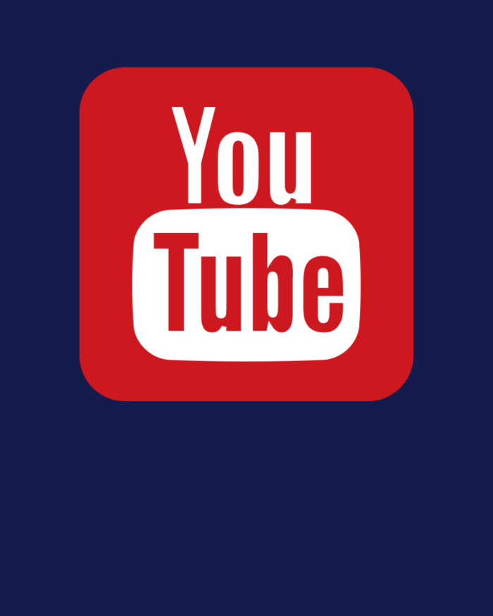 Red YouTube icon