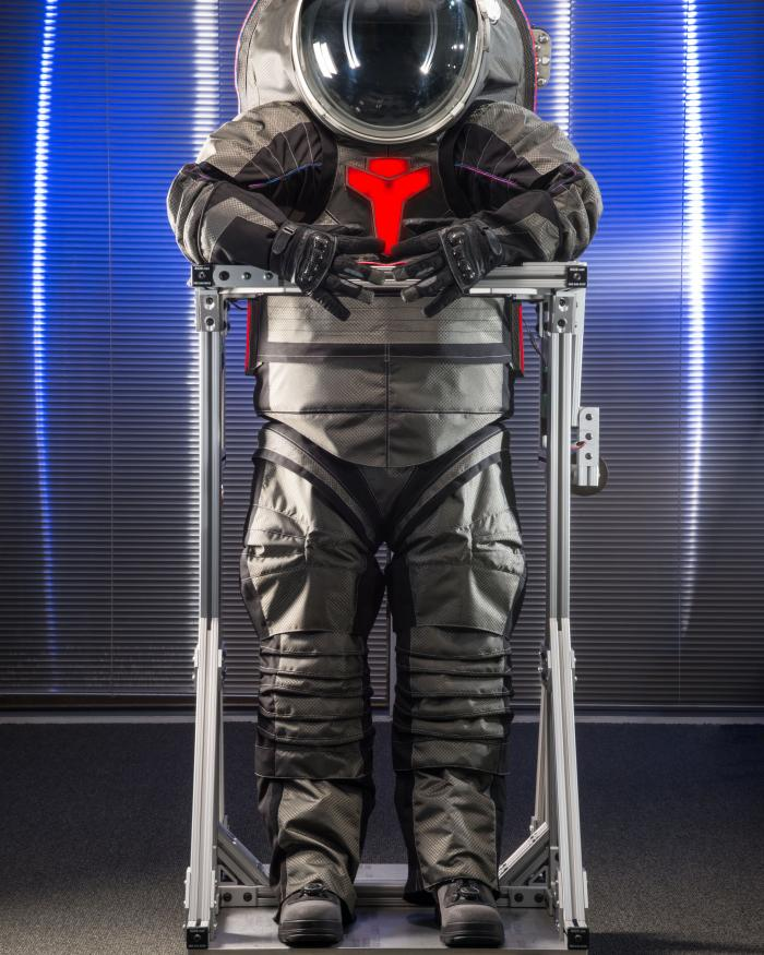 NASA's Z2 Spacesuit