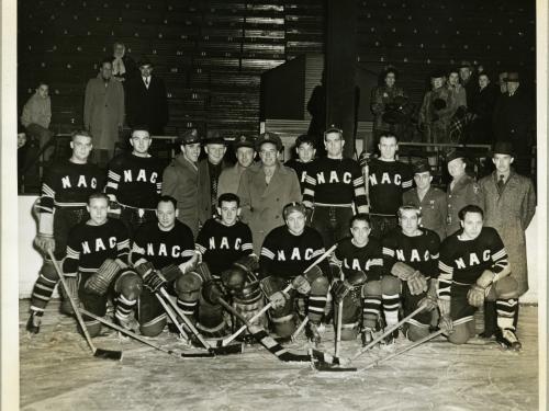 Northwestern Aeronautical Corporation Hockey Team