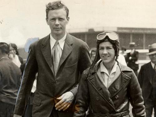Charles and Anne Lindbergh