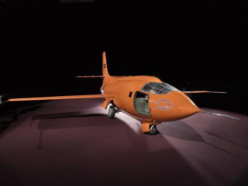 Bell X-1 Glamorous Glennis
