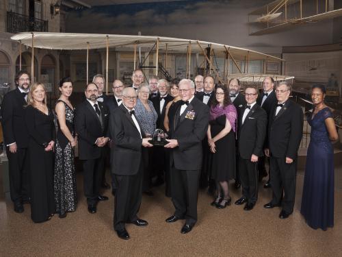 2015 Current Achievement Trophy Award Winner, NASA's Kepler Mission Team