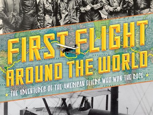 First Flight Around the World