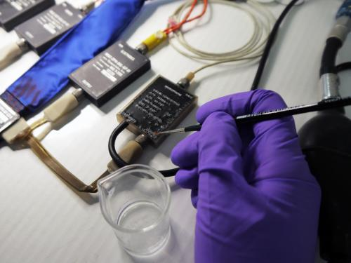 Applying Acrylic Resin