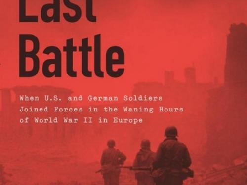 Book Cover: The Last Battle