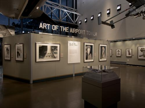 """Art of the Airport Tower"" Exhibition"