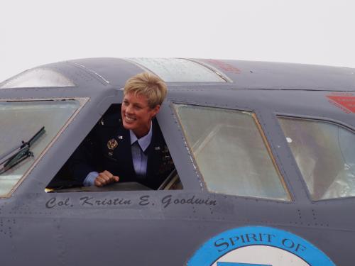 Col. Kristin Goodwin