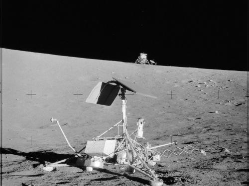 How We Saw the Moon: Top Ten Apollo Images