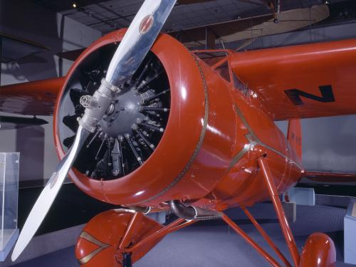 Lockheed Model 5B Vega in Pioneers of Flight