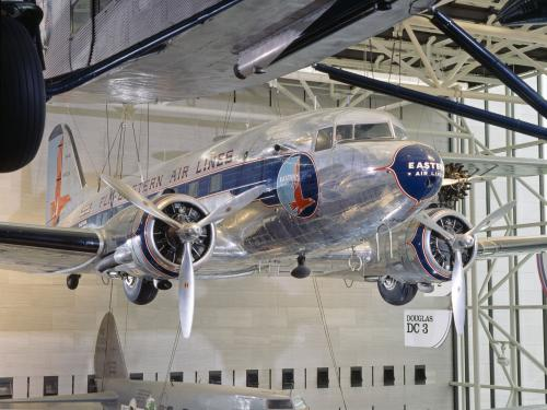 Douglas DC-3 in America by Air Gallery