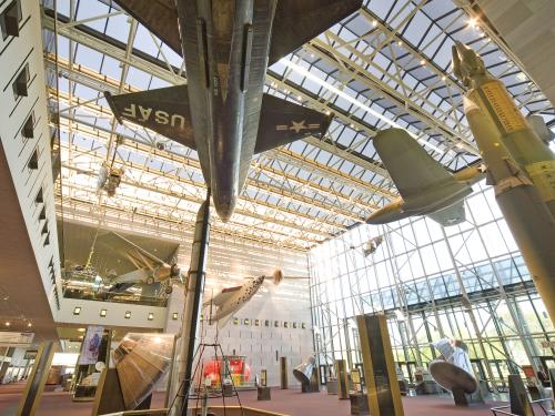 <em>Boeing Milestones of Flight Hall</em>