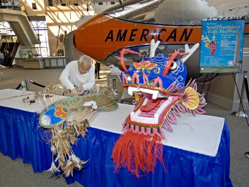 Kites of Asia Family Day