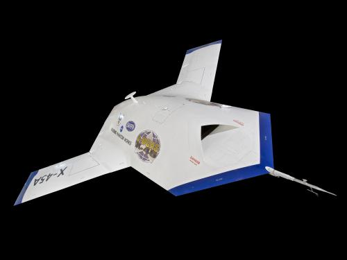 Boeing X-45A Joint Unmanned Combat Air System (J-UCAS)
