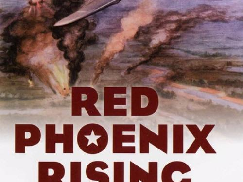 Book cover: Red Phoenix Rising