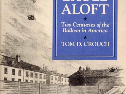 Book cover: The Eagle Aloft