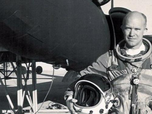 Maj. Gen. Kenneth Weir, USMCR (Ret.)