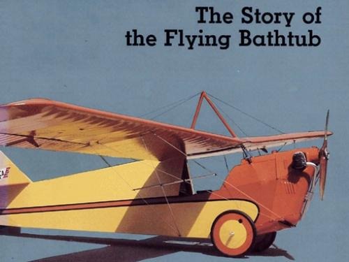 Book cover: Aeronca C-2