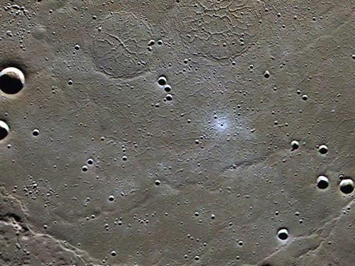 Goethe Basin on Mercury