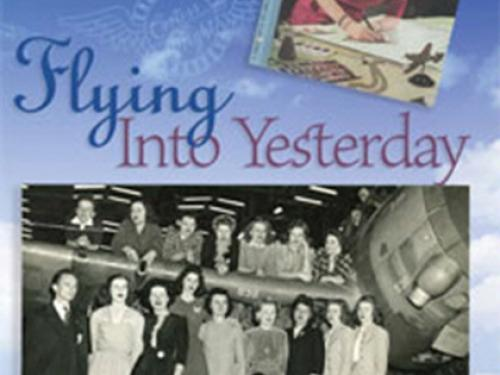 Book Cover: Flying Into Yesterday