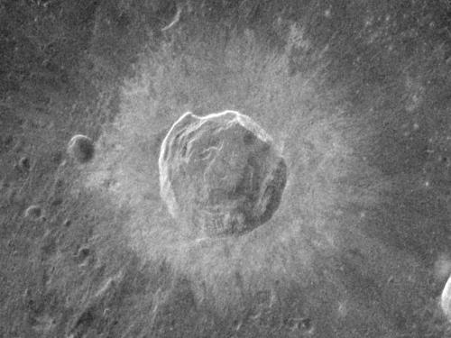 Kepler Crater
