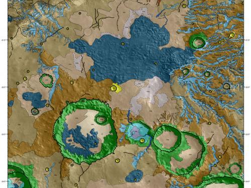 Margaritifer Terra, Mars