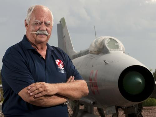 Col. Gaillard R. Peck, Jr., USAF (Ret.)