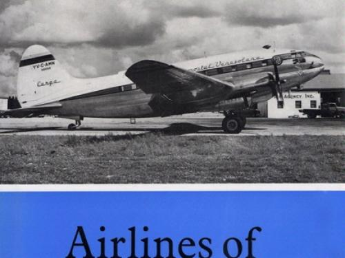 Book cover: Airlines of Latin America since 1919