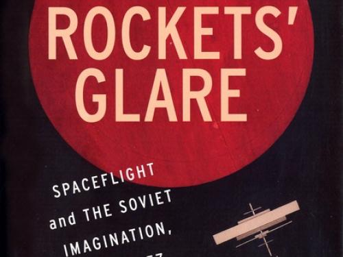 Book cover: Red Rocket's Glare