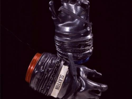 "Astronaut ""Deke"" Slayton's Gloves"