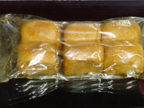 Apollo-Soyuz Space Food Riga Bread