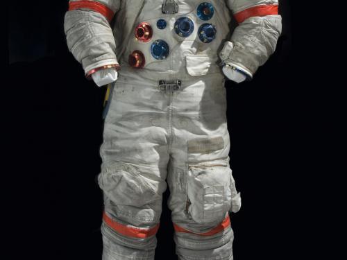 Cernan's Spacesuit, Apollo 17