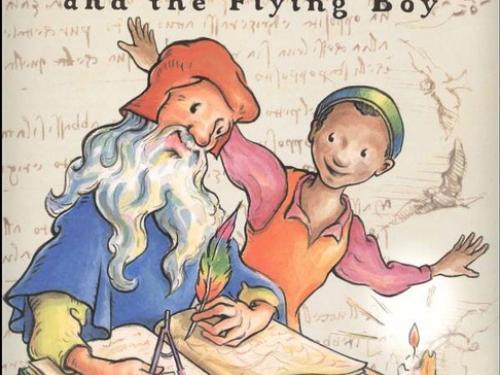 Book Cover: Leonardo and the Flying Boy