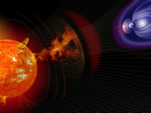 Solar Activity and Earthly Response