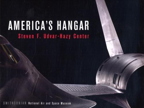 Book cover: Americas Hangar Fourth Edition