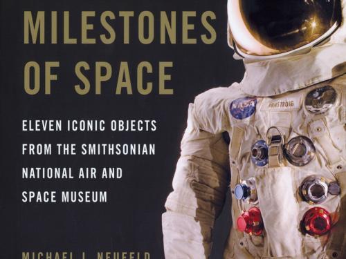 Book cover: Milestones of Space