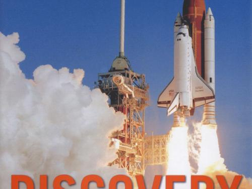 Book cover: Discovery, Champion