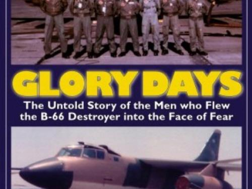 Book Cover: Glory Days