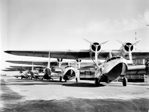 Inter-Island Airways Aircraft
