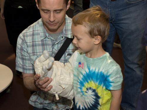 Family Day at the Museum