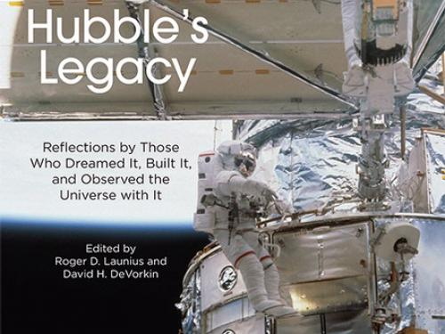 Book cover: Hubble's Legacy