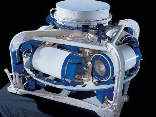 Artificial Gravity Experiment from Kosmos 936