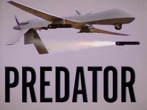 Book cover: Predator